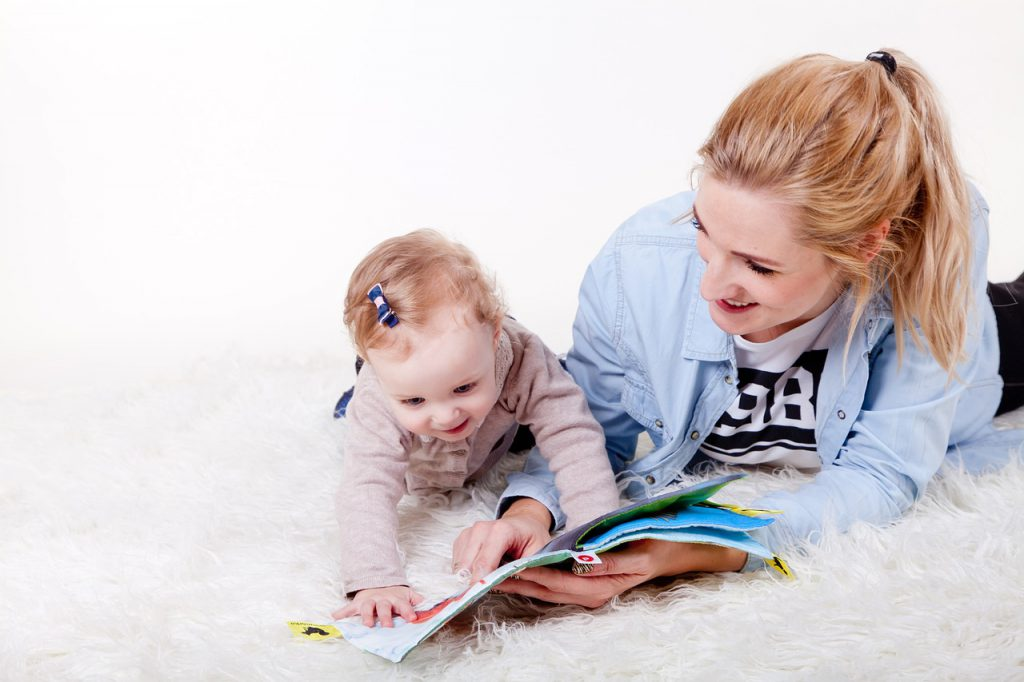 英語重視の幼児教室