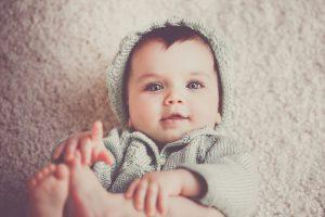 赤ちゃんにオススメの英語フレーズ