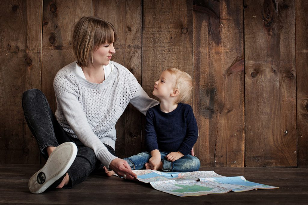 子供の成長に関するママたちの悩みを紹介